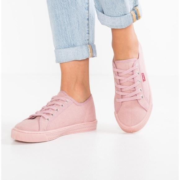Levis Malibu Sneakers Light Pink